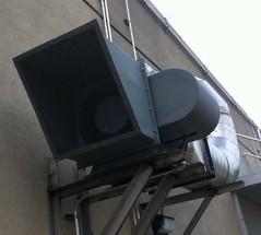 Fiberglass Fan